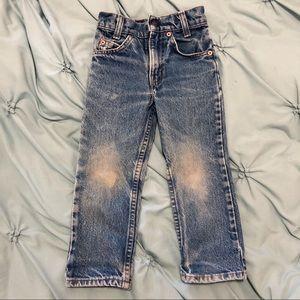 Orange Lable Vintage Kids Boys 12/24m Denim Jeans